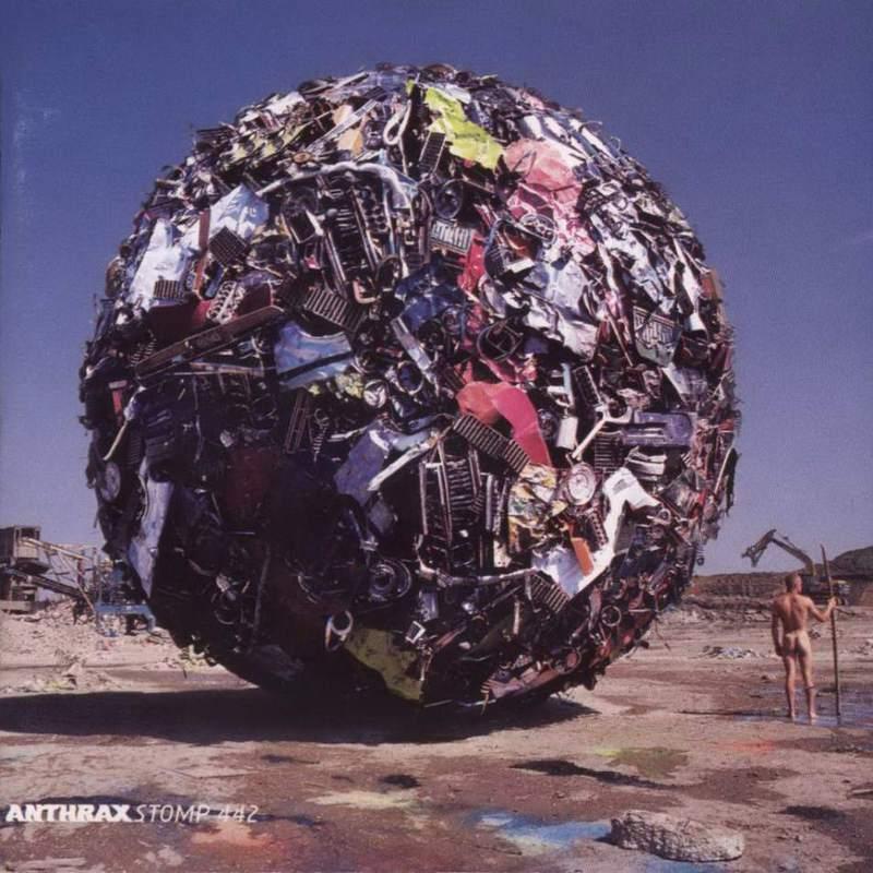 Anthrax скачать торрент дискография - фото 9